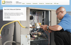 SCE HVAC Optimization Program