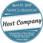 NewCo Boston 2016 HostCo