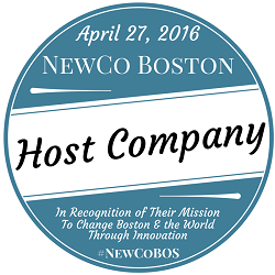 NewCo Boston 2016 HostCo