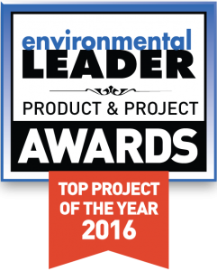 Environmental Leader Project of the Year Award 2016