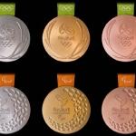 Rio medals - credit Alex Ferro