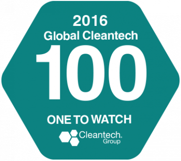 2016 Global Cleantech100 One to Watch