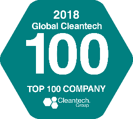 2018 Global CleanTech Top 100 Company